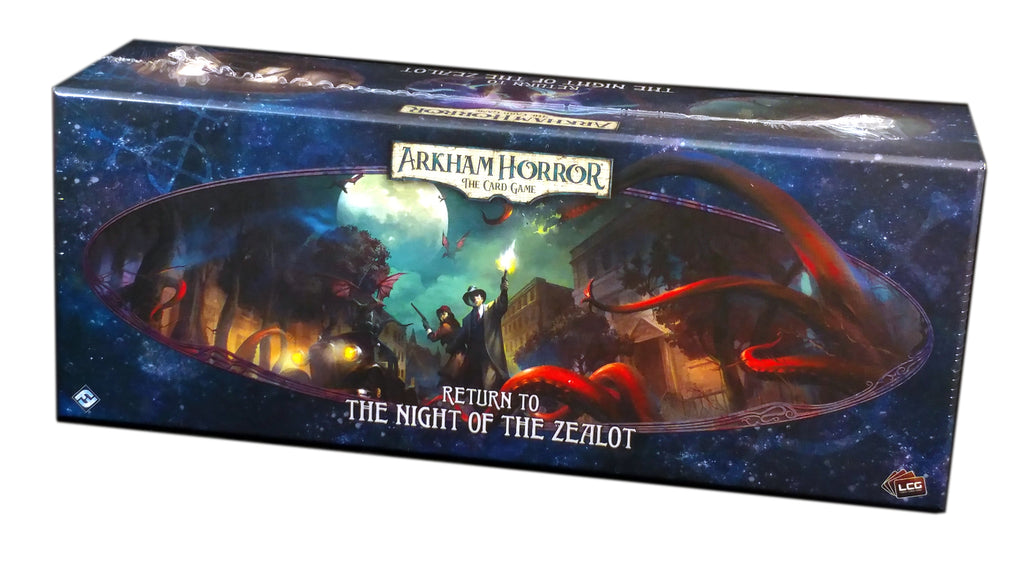 Arkham Horror LCG Return of the Night of the Zealot
