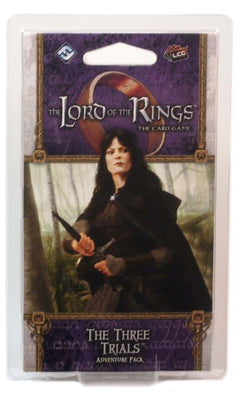 Lord of the Rings LCG, The Three Trials Adventure pack