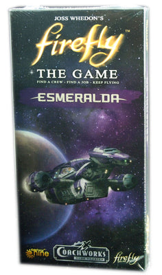 Firefly the board game, Esmeralda Exp. Expansion