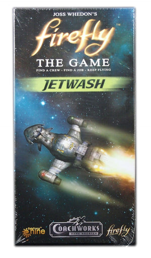 Firefly the board game, Jetwash Exp. Expansion