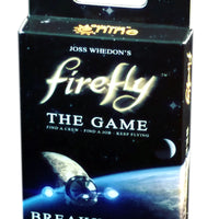 Firefly the board game, Breakin' Atmo Expansion