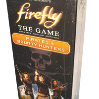 Firefly the game Pirate and Bounty Hunters Expansion