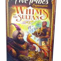 Five Tribes, Whims of The Sultan Expansion
