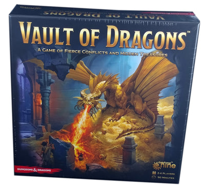 Dungeons & Dragons Vault of the Dragons