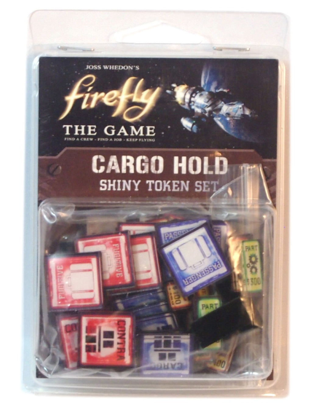 Firefly the board game, Shiny Cargo Hold Exp.