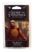 Game of Thrones LCG, No Middle Ground Chapter Pack
