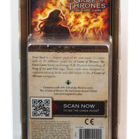 Game of Thrones LCG, True Steel Chapter Pack