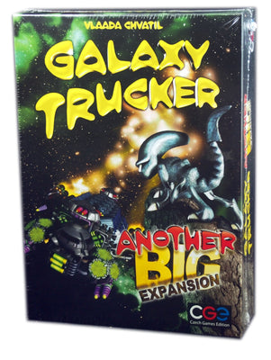 Galaxy Trucker Another Big Expansion