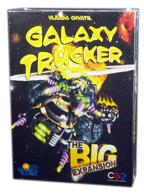 Galaxy Trucker The Big Expansion