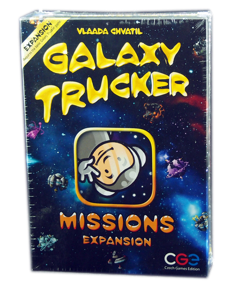 Galaxy Trucker, Missions Expansion
