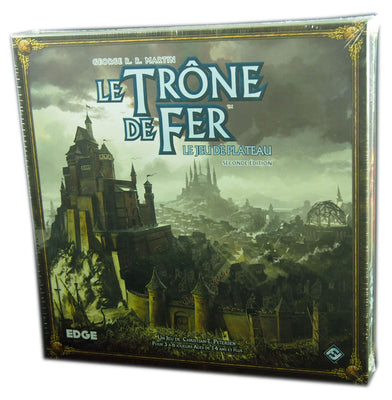 Le Trône de Fer, the board Game (French Edition)