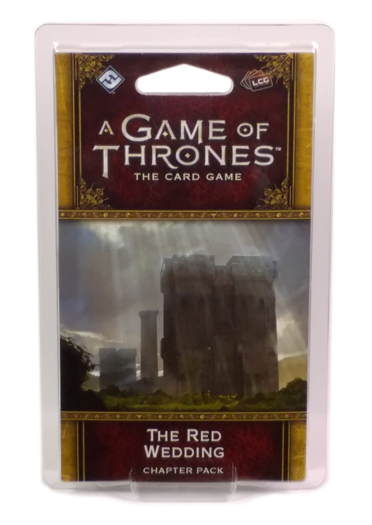 When Is The Red Wedding.Game Of Thrones Lcg The Red Wedding Chapter Pack