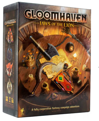Gloomhaven, Jaws of The Lions Expandalone