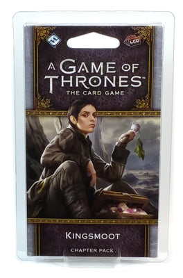 Game of Thrones LCG, Kingsmoot Chapter Pack