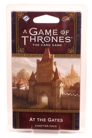 Game of Thrones LCG, At The Gates Chapter Pack