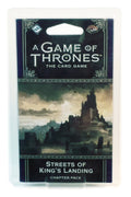 Game of Thrones LCG, Streets of King's Landing Chapter Pack