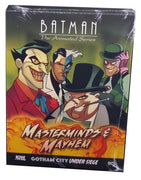 Batman Gotham City Under Siege Masterminds & Mayhem Expansion