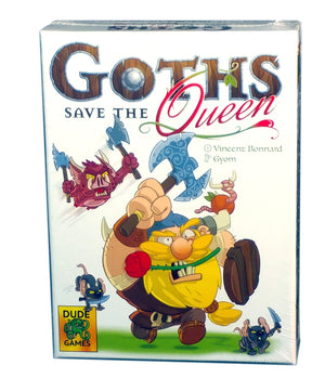 Goths Save the Queen (Multilingual)