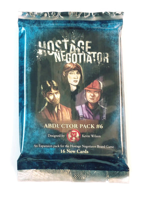 Hostage Negotiator Abductor Pack Pack #6