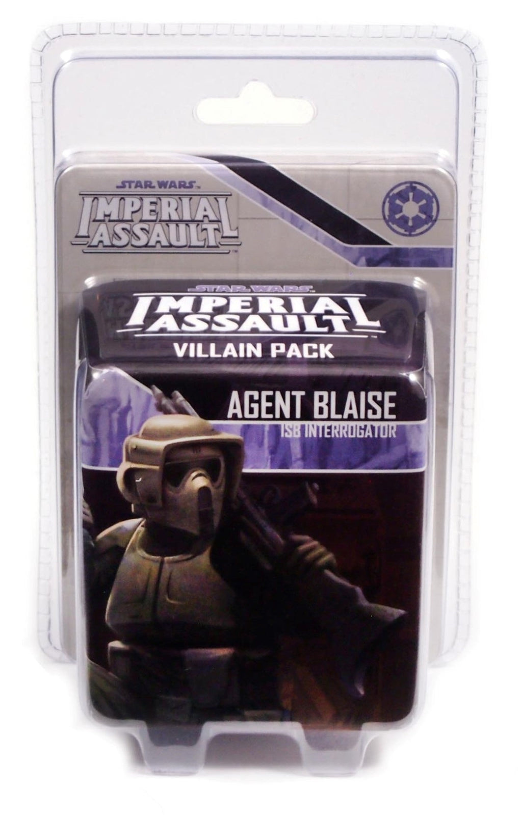 Imperial Assault, Agent Blaise Villain Pack