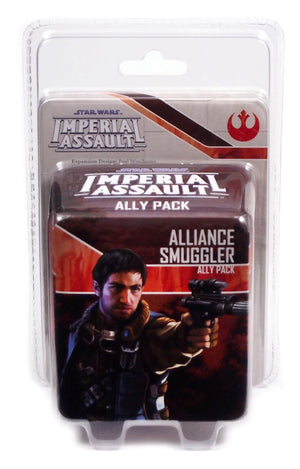 Imperial Assault, Alliance Smuggler Ally Pack