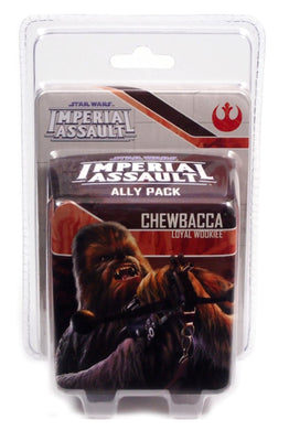 Imperial Assault, Chewbacca Ally Pack