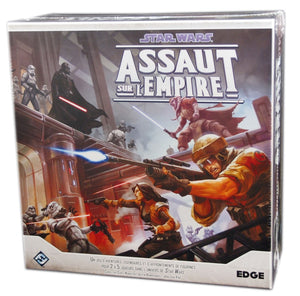 Star Wars: Assaut sur l'empire Jeu de Base (French Edition)