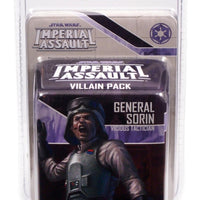 Imperial Assault,  General Sorin Villain Pack