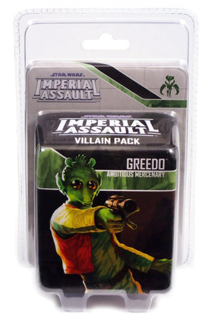 Imperial Assault, Greedo Villain Pack