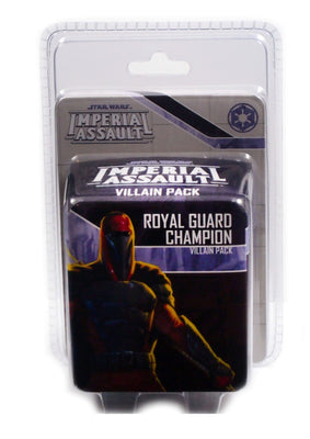 Imperial Assault, Assault Royal Guard Champion Villain Pack