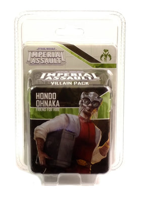 Imperial Assault, Hondo Ohnaka Villain Pack
