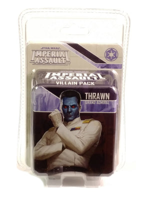 Imperial Assault, Grand Admiral Thrawn Villain Pack