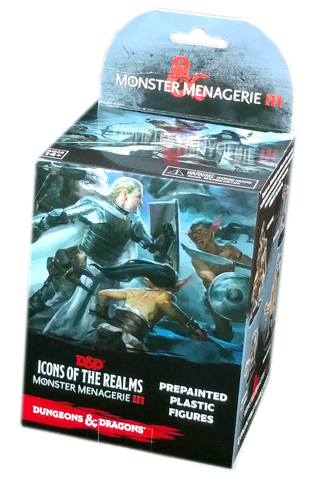 D&D Icons of the Realms Monster Menagerie 3 Booster Pack