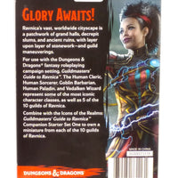 D&D: Icons of the Realms Guide to Ravnica Companion Starter One