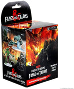 D&D Icons of the Realms Fangs And Talons Booster Pack