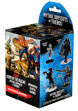D&D Icons of the Realms Mythic Odysseys of Theros Booster Pack