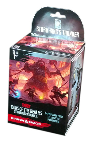 D&D Icons of the Realms Storm King's Thunder Booster Pack