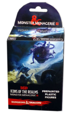 D&D Icons of the Realms Monster Menagerie II Booster Pack