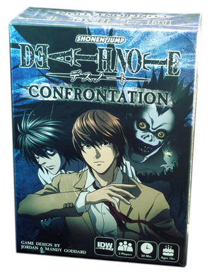 Deathnote Confrontation Board Game