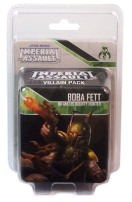 Imperial Assault, Boba Fett Villain Pack