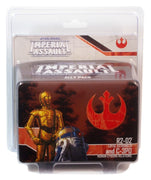 Imperial Assault, R2-D2 and C-3PO Villain Pack