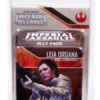 Imperial Assault, Leia Organa Ally Pack