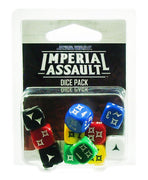 Imperial Assault, Dice Pack (Multilingual)
