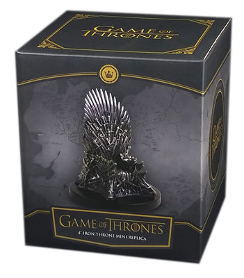Game of Thrones, Iron Throne Mini Replica 4 inch
