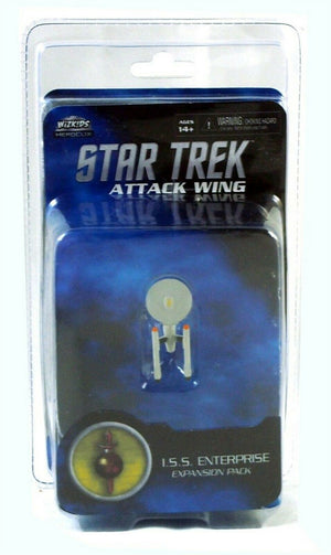 STAW, Mirror Universe, I.S.S. Enterprise Expansion Pack