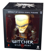 "Witcher Geralt of Rivia  6"" Vinyl Action Figure"