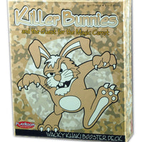 Killer Bunnies, Khaki Booster Deck