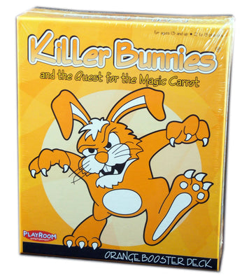 Killer Bunnies, Orange Booster Deck