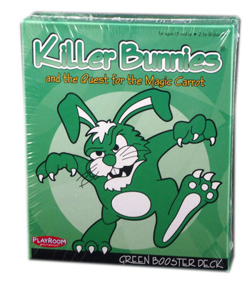 Killer Bunnies, Green Booster Deck
