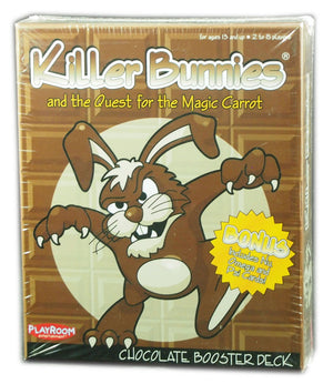 Killer Bunnies, Chocolate Booster Deck